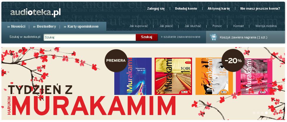 Screenshot Murakami