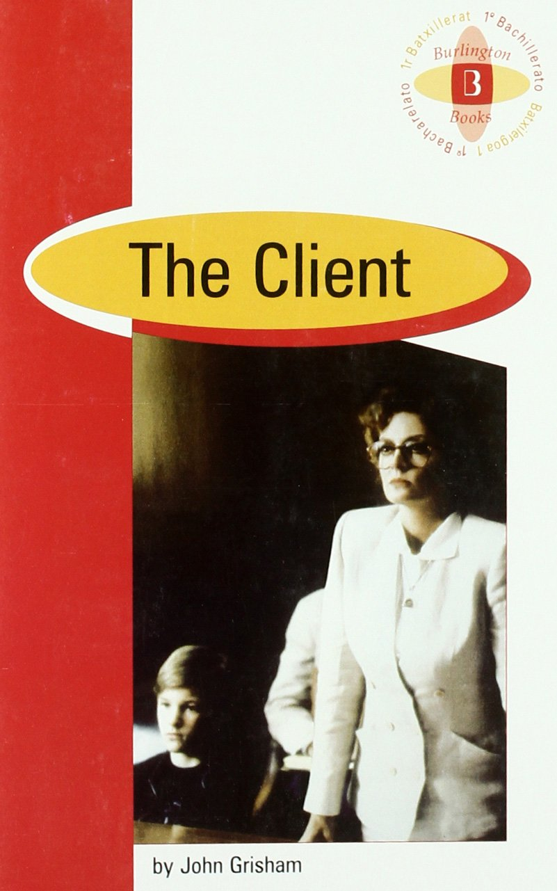 audiobook po angielsku b2 the client