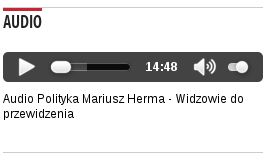 audio polityka